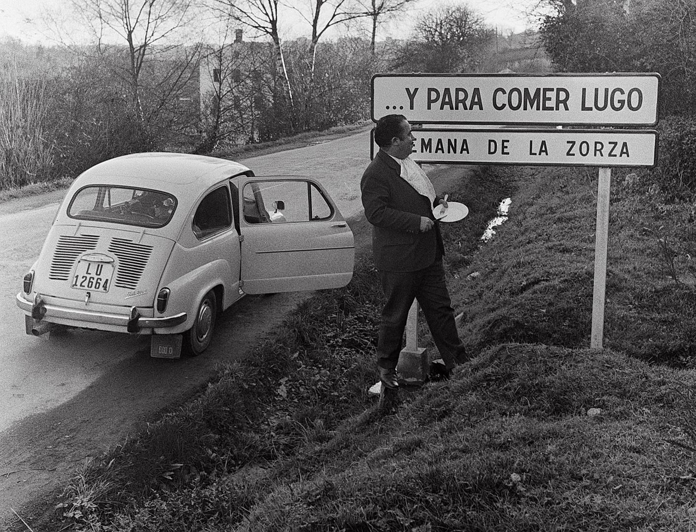 Año 1.962-...y para comer, Lugo