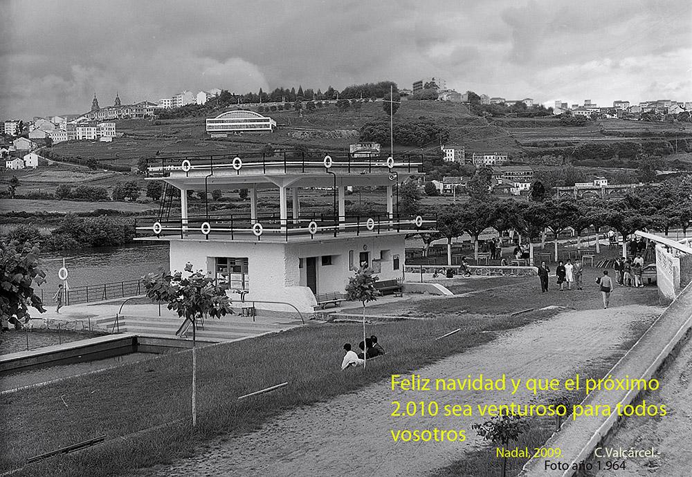 Año 1.964 -El club fluvial de Lugo