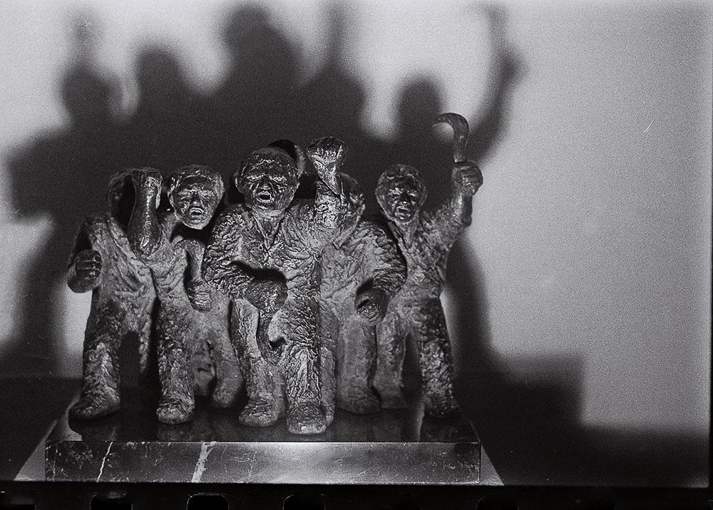 Año 1.968- Las esculturas de Conde