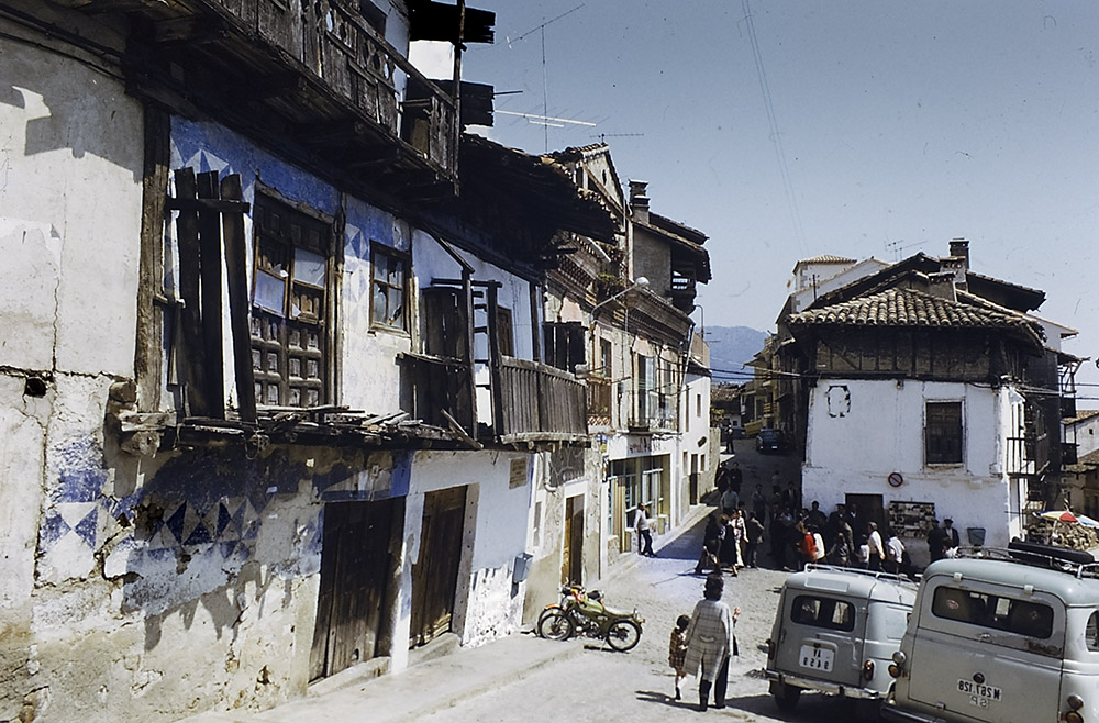 Año 1.971-Viejas casas