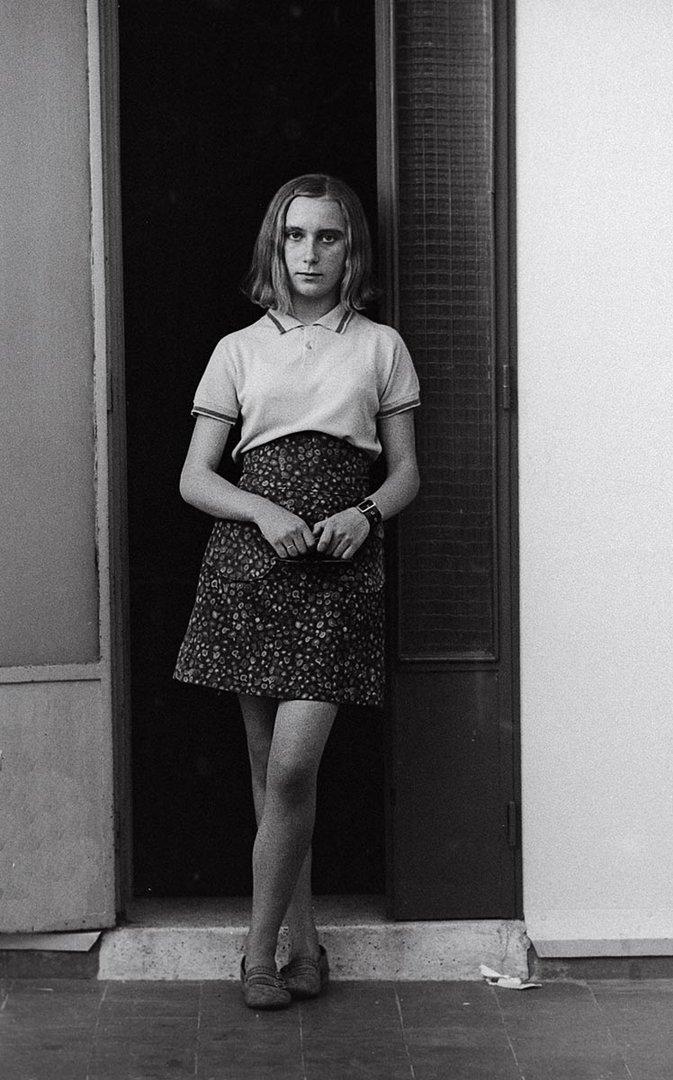 Año 1.972- De niña a mujer.