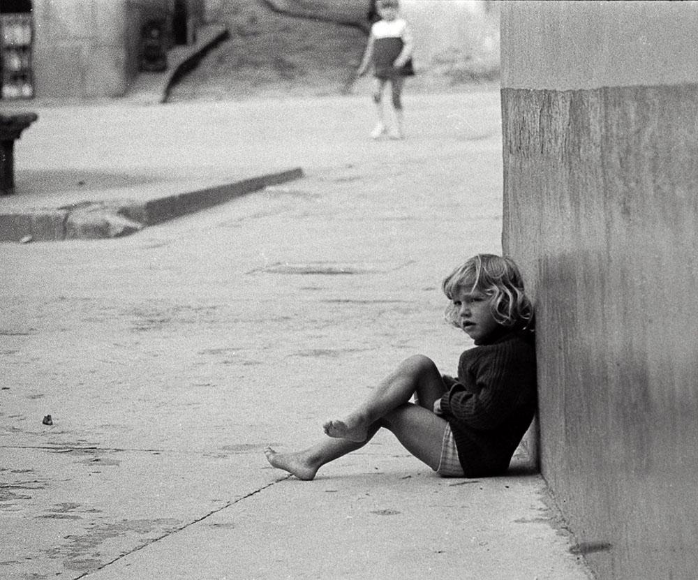 Año 1.972- La niña