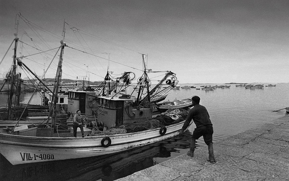 Año 1.974- En el puerto