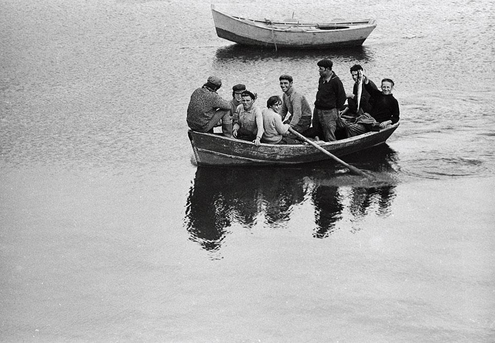 Año 1.982-Pescadores de Malpica