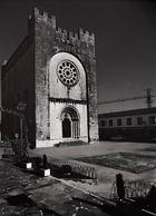 Año 2.000-IGLESIA FORTALEZA DE PORTOMARIN.Lugo