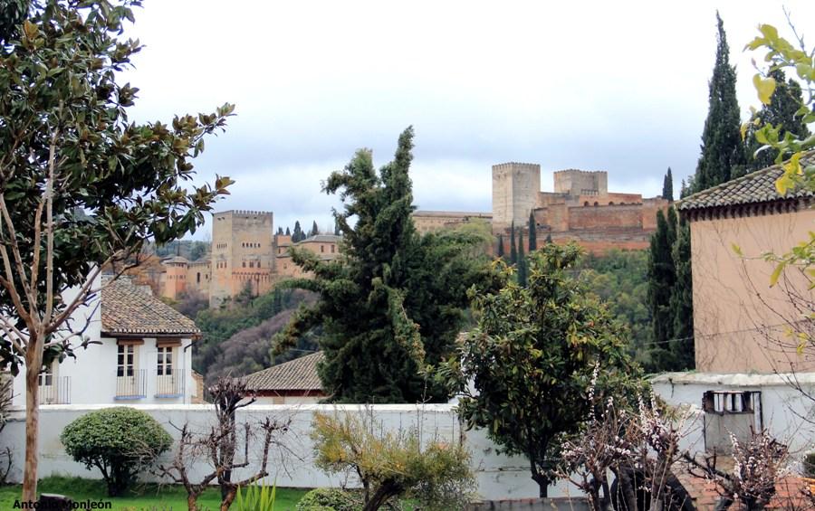 Añoranzas del Albaycín