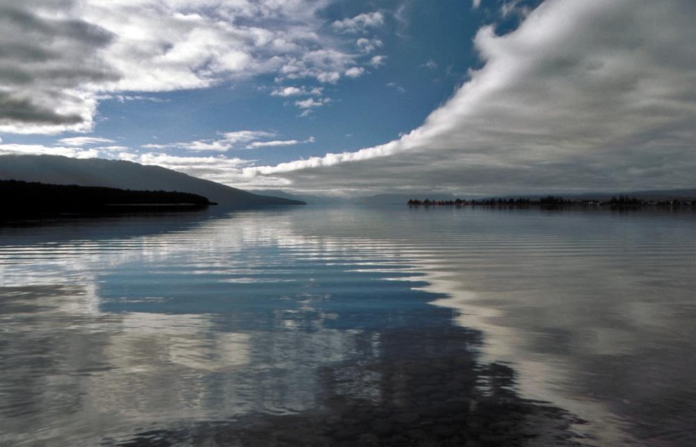 Aotearoa - Land der langen weißen Wolke