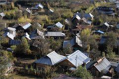 apatani - village