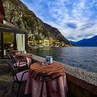 Aperitivo al Lago di Garda (Limone)