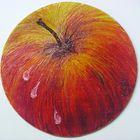 Apfel - in Wachs