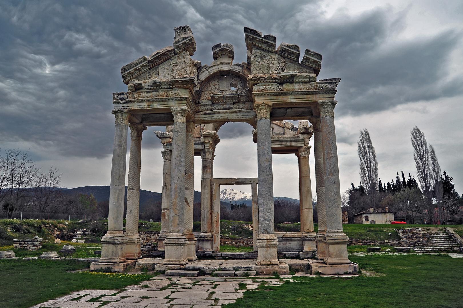 Aphrodisias - Türkei 2013