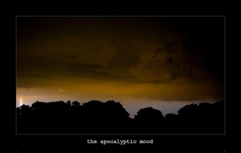 apocalyptic mood