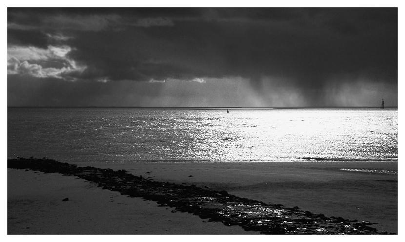 Apokalypse .... ( oder aber nur ein heftiger Regenguss..)