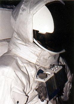 Apollo Astronaut's Spacesuit