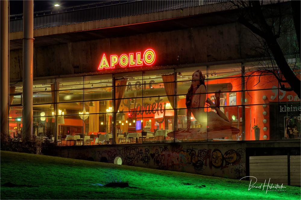 Apollo Düsseldorf .... AlarmstufeRot