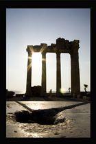 Apollo Tempel von Side