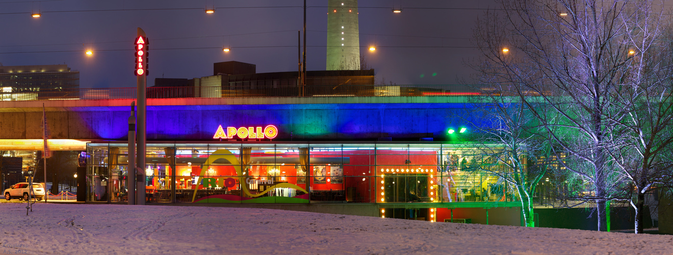 Apollo-Theater in Düsseldorf
