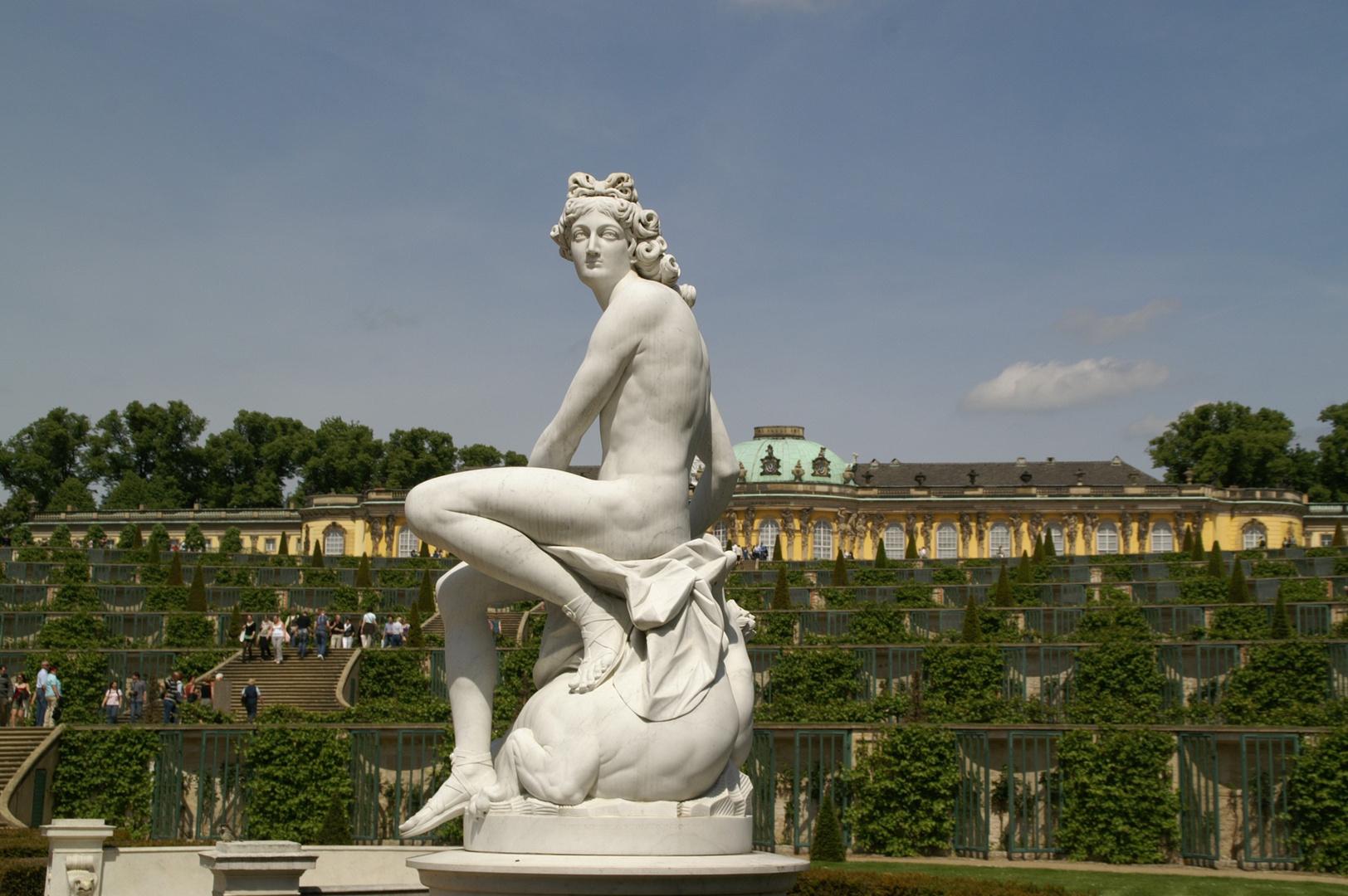 Apollo vor Sanssouci