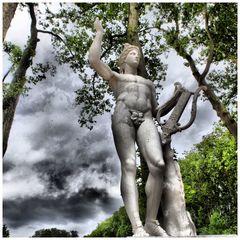 Apollon à la lyre