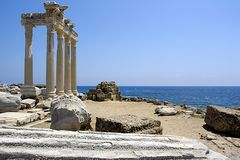 Apollontempel in Side