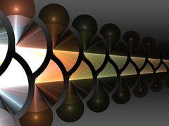 Apophysische Lichtleiste ... ;-)