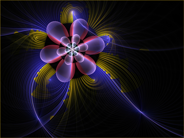 Apophysische Zwiebelblüte :-)