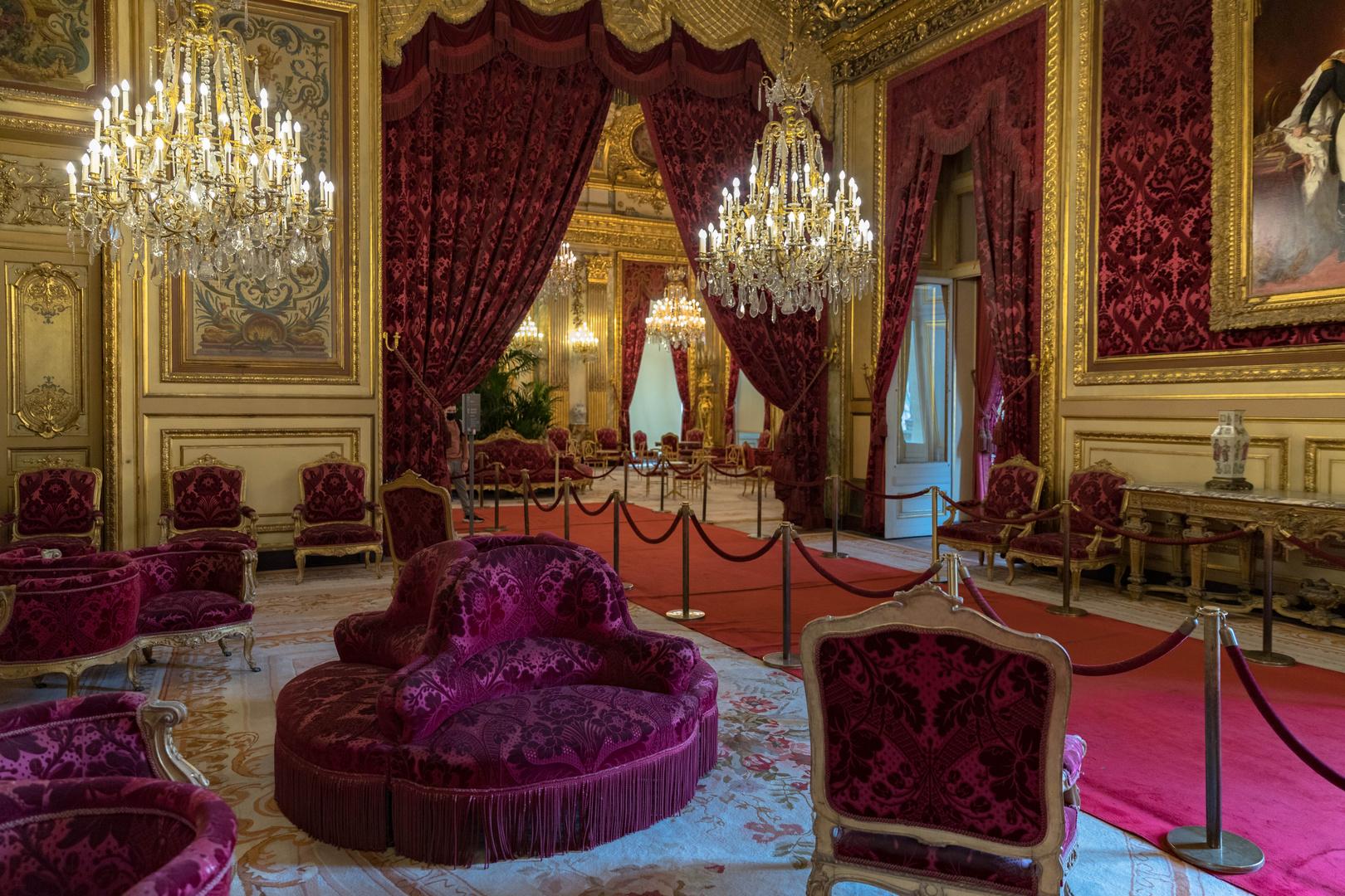 Appartements Napoléon III, Grand Salon