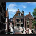 Appingedam - Bridge over river Damsterdiep
