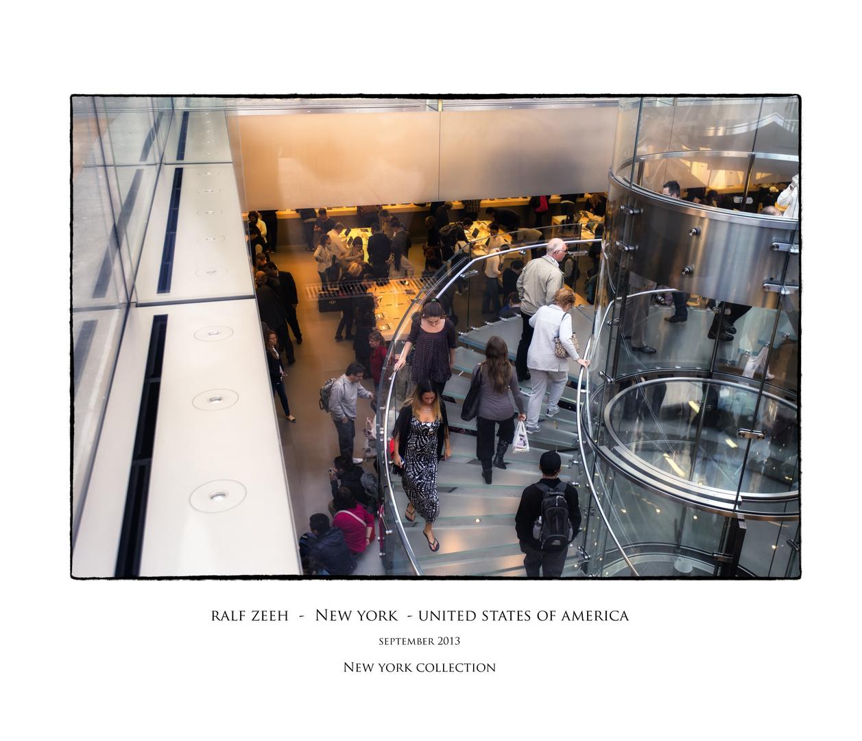Apple Store Fifth Avenue No.2