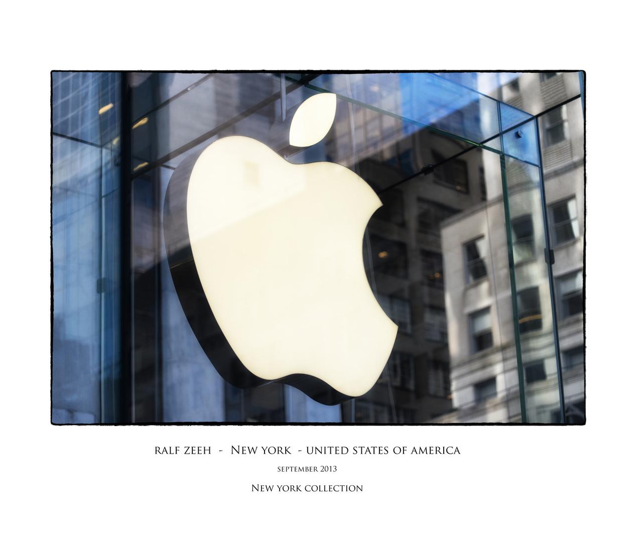 Apple Store Fifth Avenue No.4