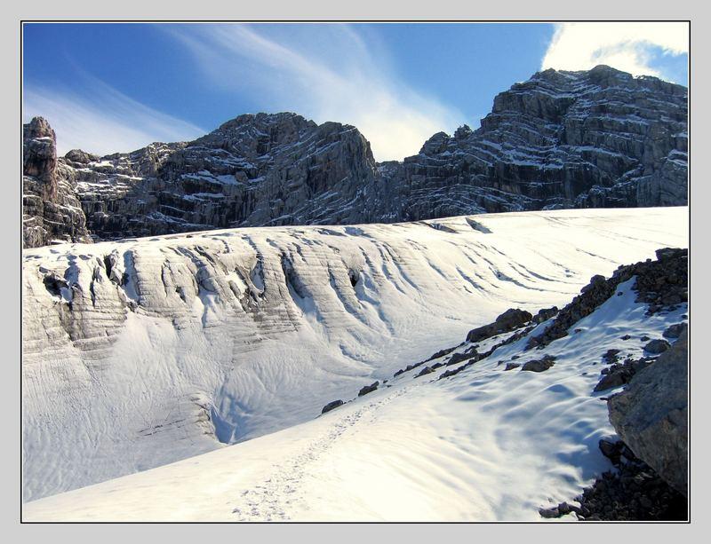 Approaching Dachstein