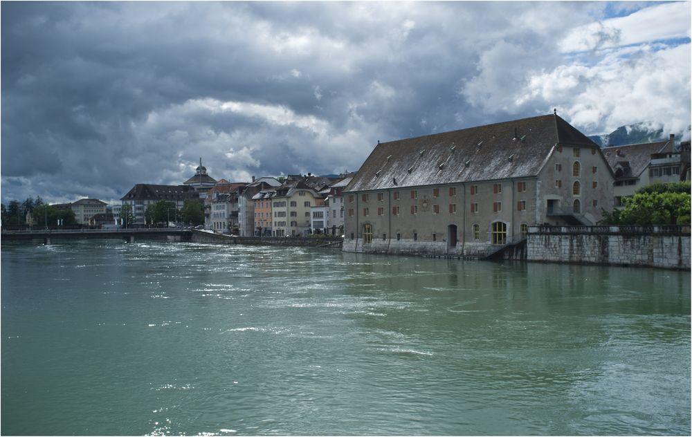 April über Solothurn