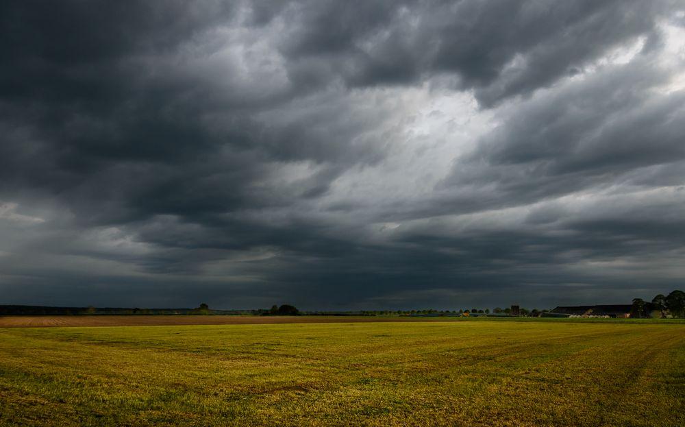 Wetter Foto