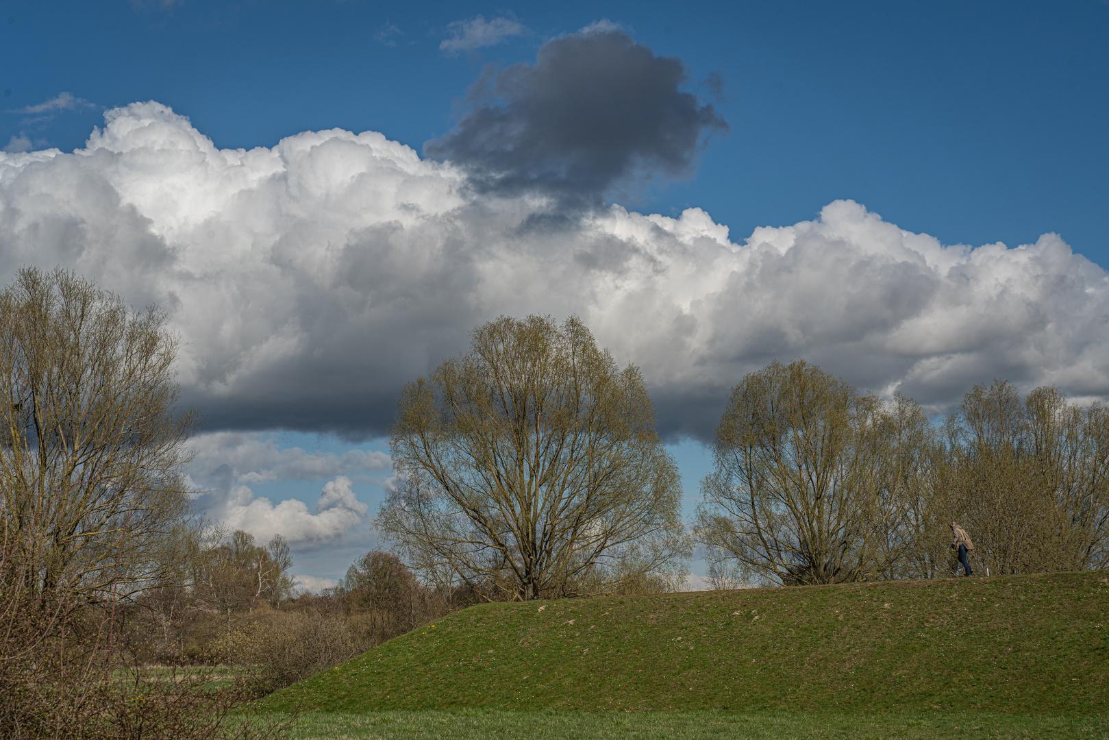 April-Wetter II