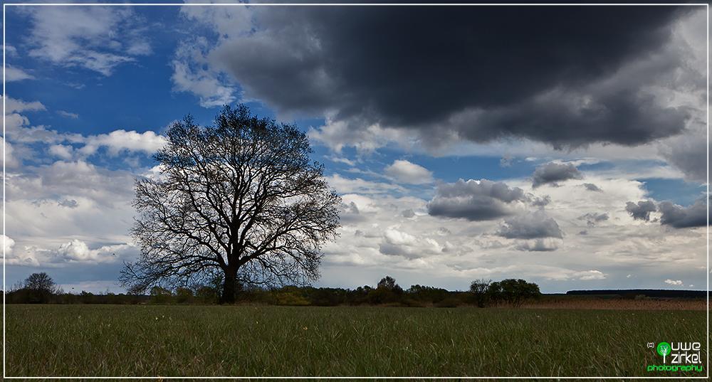 Aprilwolken