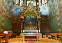 Apsis St. Peter und Paul