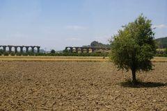 Aquädukt bei Aspendos