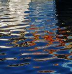 Aquarell im Hafen...