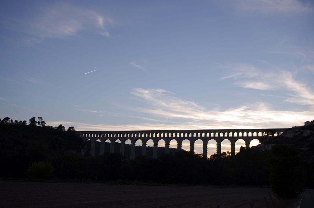 Aqueduc de Roquefavour (Bouches du Rhone)
