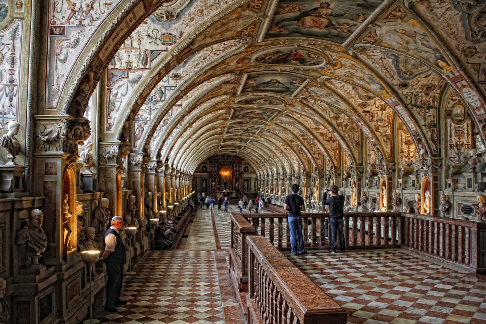 Aquitarium Im Residenzmuseum München Foto Bild Architektur