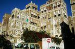 Arabia Felix...unser Hotel in der Altstadt von Sanaa