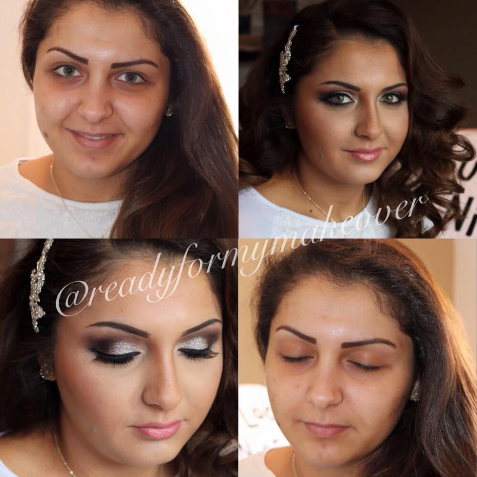 Arabische Braut Foto Bild Fashion Make Up Hairstyling Frauen
