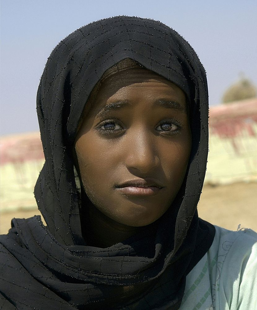 Arabische Frau - Bild & Foto von hglagla aus Das