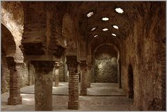 Arabisches Bad in Ronda...