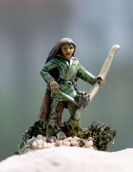 Aramil, der Elf