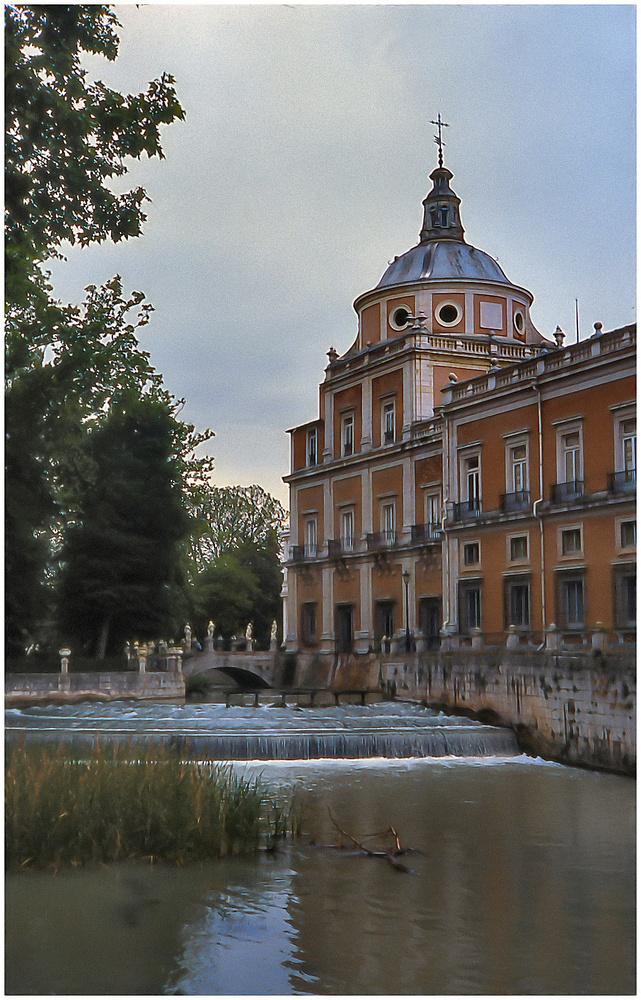 Aranjuez...El río Tajo .
