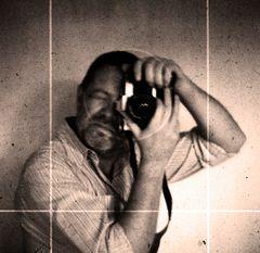 Arbeiten mit altem Zeugs - Selfi