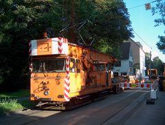 Arbeitswagen 610 der EVAG (Essen)