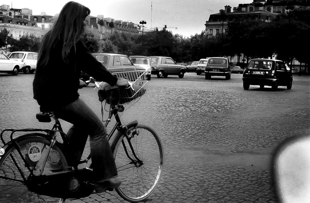 Arc de Triomph 1979; grenzenloses Vertrauen...