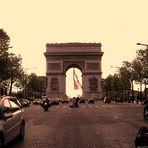 Arc de Triomphe - Place Charles-de-Gaulle Paris